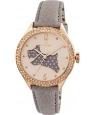 Radley RY2206 Dámy vačnatec kožený řemínek hodinky s kamínky