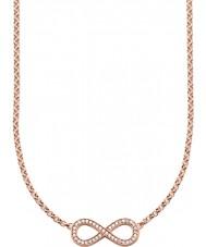 Thomas Sabo KE1312-416-14 Dámská 18k rose pozlacené nekonečný náhrdelník