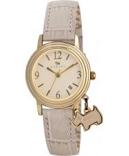 Radley RY2300 Dámy Darlington karamelovou kožený řemínek hodinky