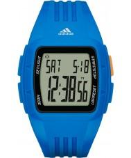 Adidas Performance ADP3234 Duramo modré pryskyřice popruh hodinky