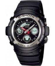 Casio AW-590-1AER Pánská g-shock chronograf sportovní hodinky