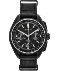 Bulova 98A186 Pánské lunární pilotní hodinky pro chronografy