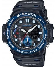 Casio GN-1000B-1AER Pánská g-shock gulfmaster příliv graf a měsíc věk černé hodinky
