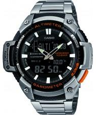 Casio SGW-450HD-1BER Pánská core stříbrné výškoměr a barometr combi hodinky