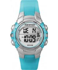 Timex T5K817 Děti marathon modrá pryskyřice popruh hodinky