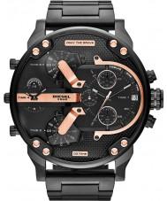 Diesel DZ7312 Pánská mr táta 2,0 černá ip multifunkční hodinky