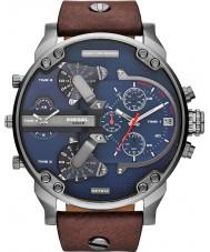 Diesel DZ7314 Pánská mr táta 2,0 modrá hnědá multifunkční hodinky