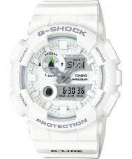 Casio GAX-100A-7AER Pánská g-shock světový čas bílý combi hodinky