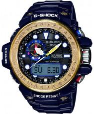 Casio GWN-1000F-2AER Pánská g-shock gulfmaster modré triple senzorem solární hodinky