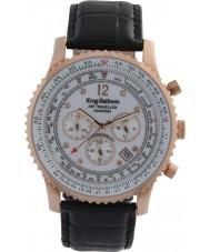 Krug-Baumen 600702DS Pánská vzduchu cestovatel diamantové hodinky