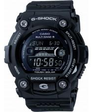 Casio GW-7900B-1ER Pánská g-shock rádiem řízené solární černé hodinky