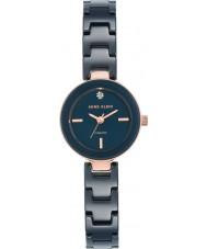 Anne Klein AK-N2660NVRG Dámy ava hodinky