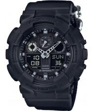 Casio GA-100BBN-1AER Pánské hodinky g-shock