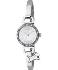 Radley RY4071 Dámy Aldgate stříbrnou stee poloviny náramek hodinky