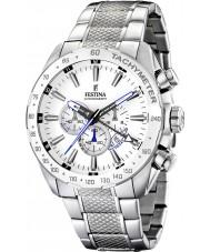 Festina F16488-1 Pánské chronograf duální čas hodinky