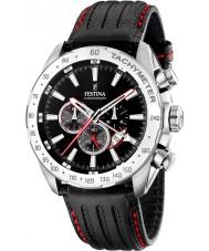 Festina F16489-5 Pánské chronograf duální čas hodinky
