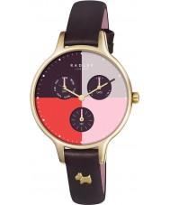 Radley RY2428 Dámy opatství stroužek kůže chronograf hodinky