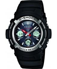 Casio AWG-M100-1AER Pánská g-shock rádio ovládat na solární energii sportovní hodinky