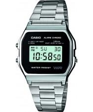 Casio A158WEA-1EF Pánská kolekce hodinek