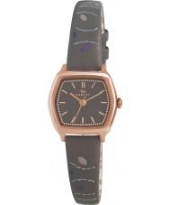 Radley RY2164 Dámy břidlicového list šil kožený pásek na hodinky