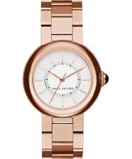Marc Jacobs MJ3466 Dámy Courtney růže pozlacené náramek hodinky