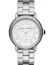 Marc Jacobs MJ3469 Dámy Riley stříbrné oceli náramek hodinky