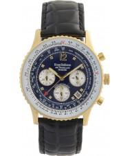 Krug-Baumen 400208DS Pánská diářová hodinky pro cestující