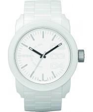 Diesel DZ1436 Double dolů bílé hodinky