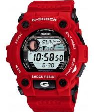 Casio G-7900A-4ER Pánská g-shock g záchranné red watch