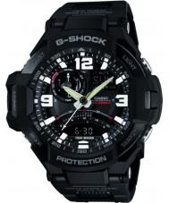 Casio GA-1000FC-1AER Pánská g-shock twin senzor neon-iluminátor hodinky