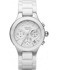 DKNY NY4912 Dámy komory bílé keramické náramek hodinky
