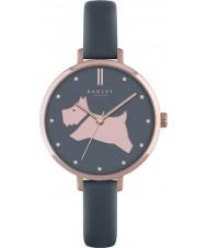 Radley RY2366 Dámy jdou walkies šindel kožený řemínek hodinky