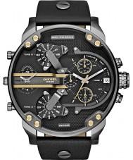 Diesel DZ7348 Pánská mr táta černý multifunkční hodinky