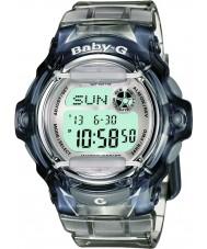 Casio BG-169R-8ER Dámy baby-g telememo 25 šedá digitální hodinky