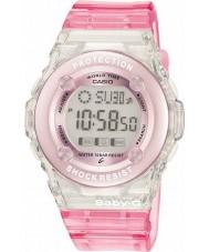 Casio BG-1302-4ER Dámy baby-g růžová chronograf hodinky