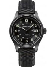 Hamilton H70575733 Pánské hodinky khaki pole