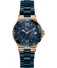 Gc Y42003L7 Dámy strukturované hodinky