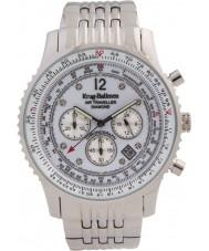 Krug-Baumen 600301DS Pánská vzduchu cestovatel diamantové hodinky