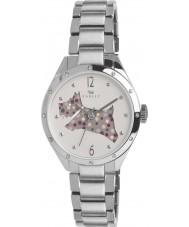 Radley RY4159 Dámy stříbrnou prořízl psí náramek hodinky