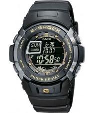 Casio G-7710-1ER Pánská g-shock černé auto-iluminátor hodinky