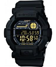 Casio GD-350-1BER Pánská g-shock světový čas Black Watch
