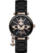 Vivienne Westwood VV067RSBK Dámy kensingtonské hodinky