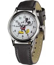 Disney by Ingersoll 25570 Dámy classic mickey mouse grey nubuck popruh hodinky
