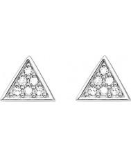 Thomas Sabo D-H0002-725-14 Dámy glam a duše 925 mincovní stříbro diamantové náušnice