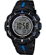 Casio PRG-300-1A2ER Pánská pro-Treck černého plastu popruh hodinky