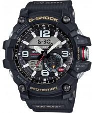 Casio GG-1000-1AER Pánská g-shock auto LED světla černé pryskyřici popruh hodinky