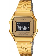 Casio LA680WEGA-9BER Kolekce Classic pozlacené hodinky