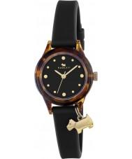 Radley RY2324 Dámské náramkové hodiny to! černý pásek hodinky se zlatými odlesky