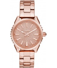 Diesel DZ5502 Dámy nuki růžové zlato ocelový náramek hodinky