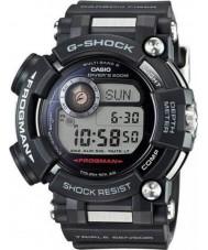Casio GWF-D1000-1ER Pánská g-shock rádiem řízené černá pryskyřice popruh hodinky